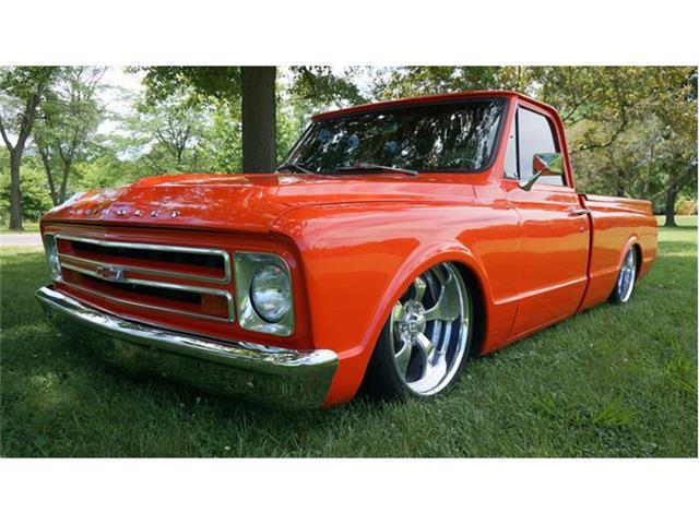 1967 Chevrolet C/K 10 | 883963