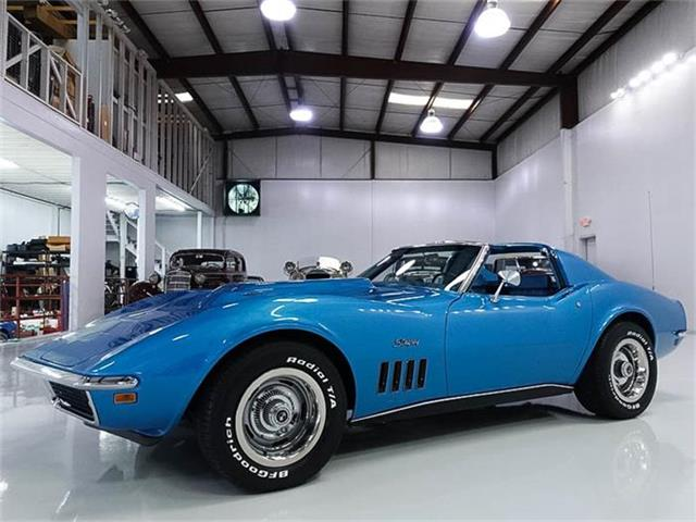 1969 Chevrolet Corvette Stingray | 883964