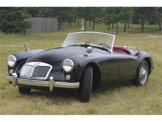 1958 MG MGA | 883976