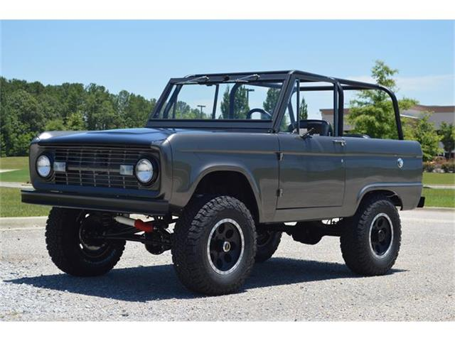 1968 Ford Bronco | 883978