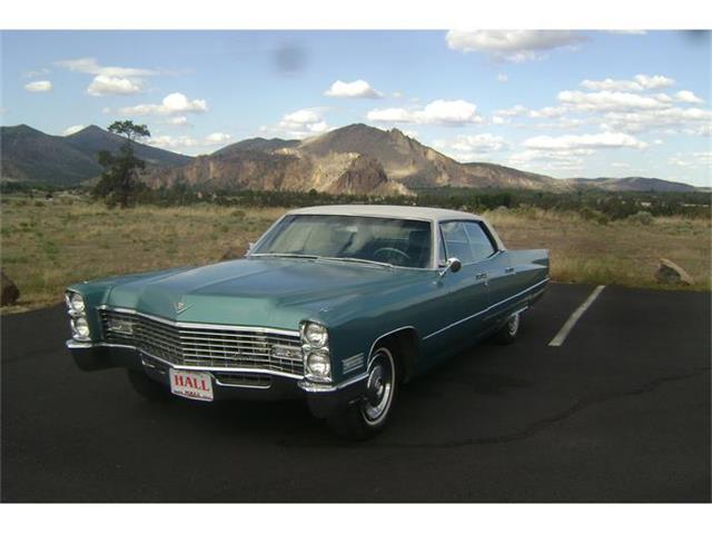 1967 Cadillac Sedan DeVille | 880398