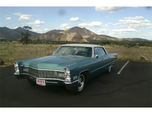 1967 Cadillac DeVille | 880398