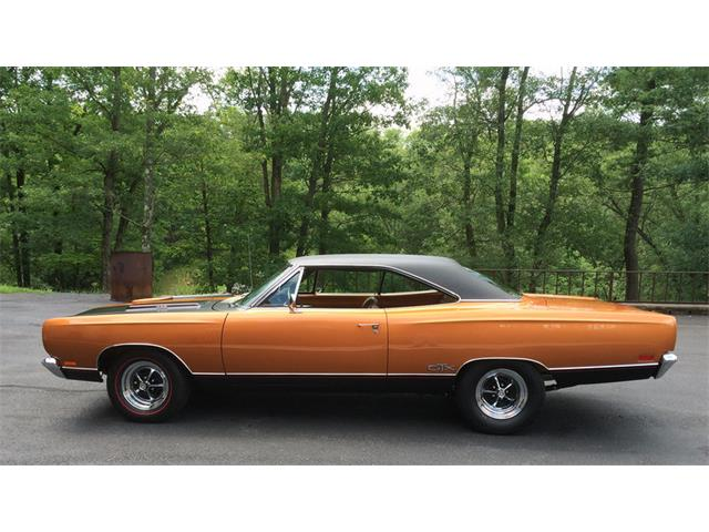 1969 Plymouth GTX | 880004