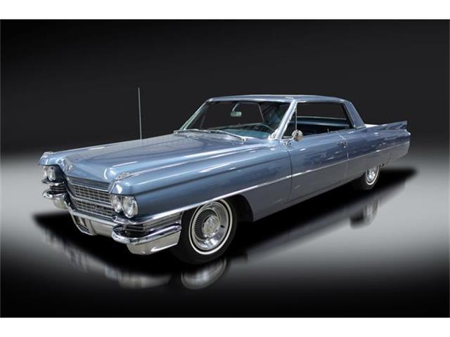 1963 Cadillac Series 62 | 884002