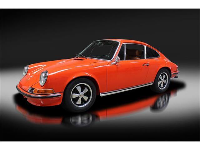 1970 Porsche 911 | 884010