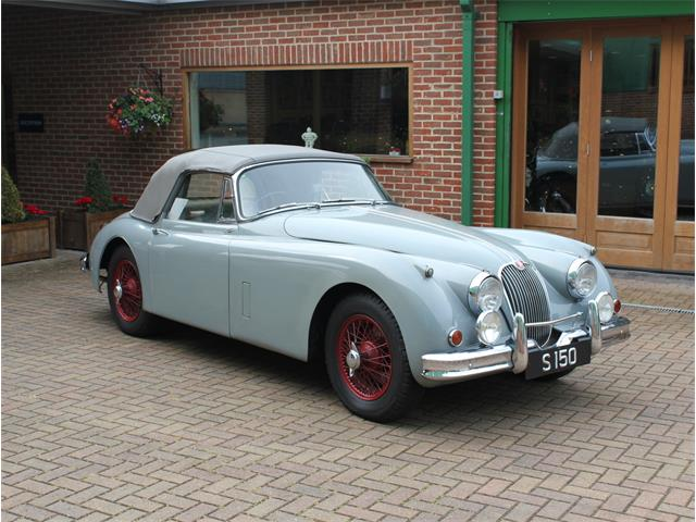 1959 Jaguar XK150 S 3.4 litre Drophead 1 of 37 | 880402