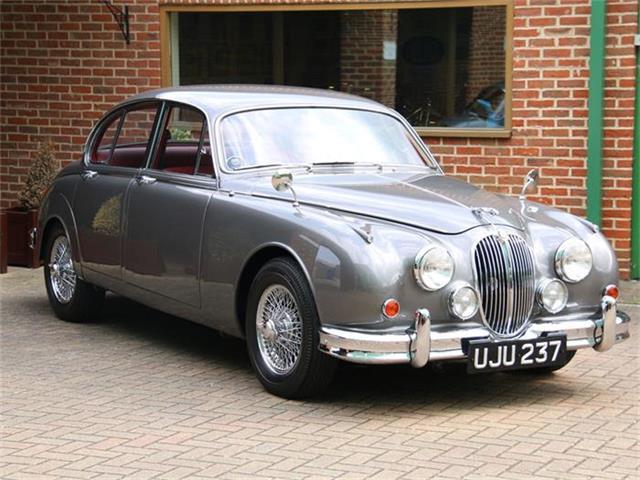 1959 Jaguar MkII 3.8 RHD Chassis No. 20 | 880403