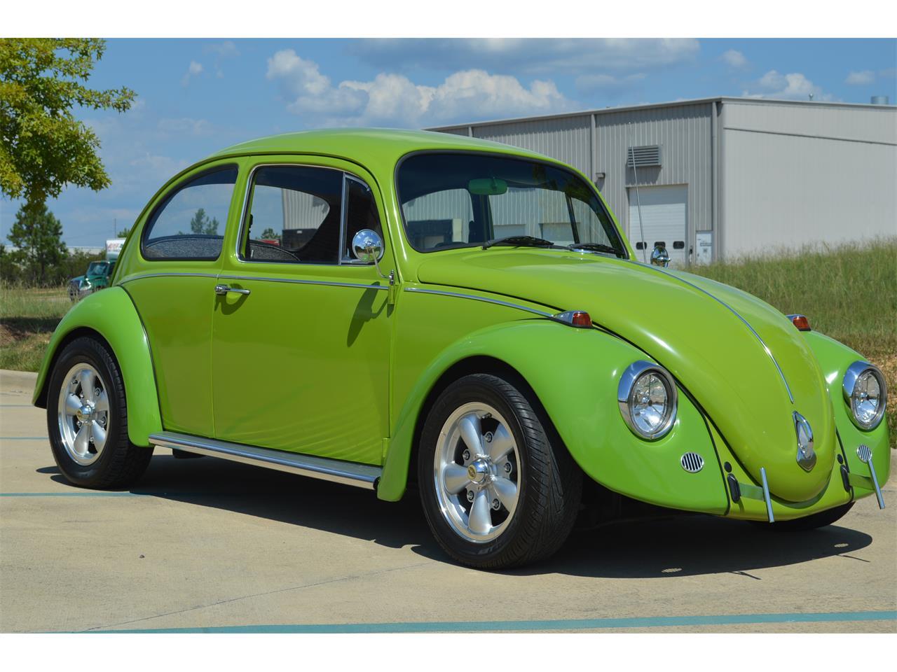 1967 volkswagen beetle for sale cc 884030. Black Bedroom Furniture Sets. Home Design Ideas