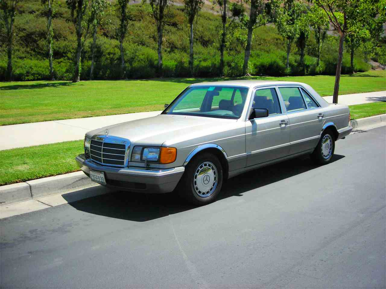 1991 mercedes benz 560sel for sale cc for Mercedes benz 560sel