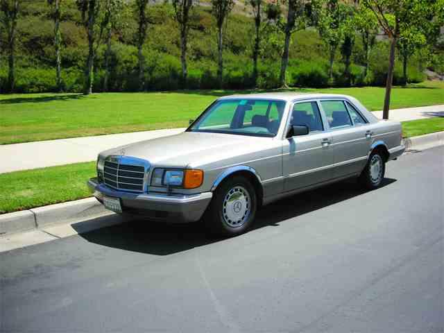 1991 Mercedes-Benz 560SEL | 884039