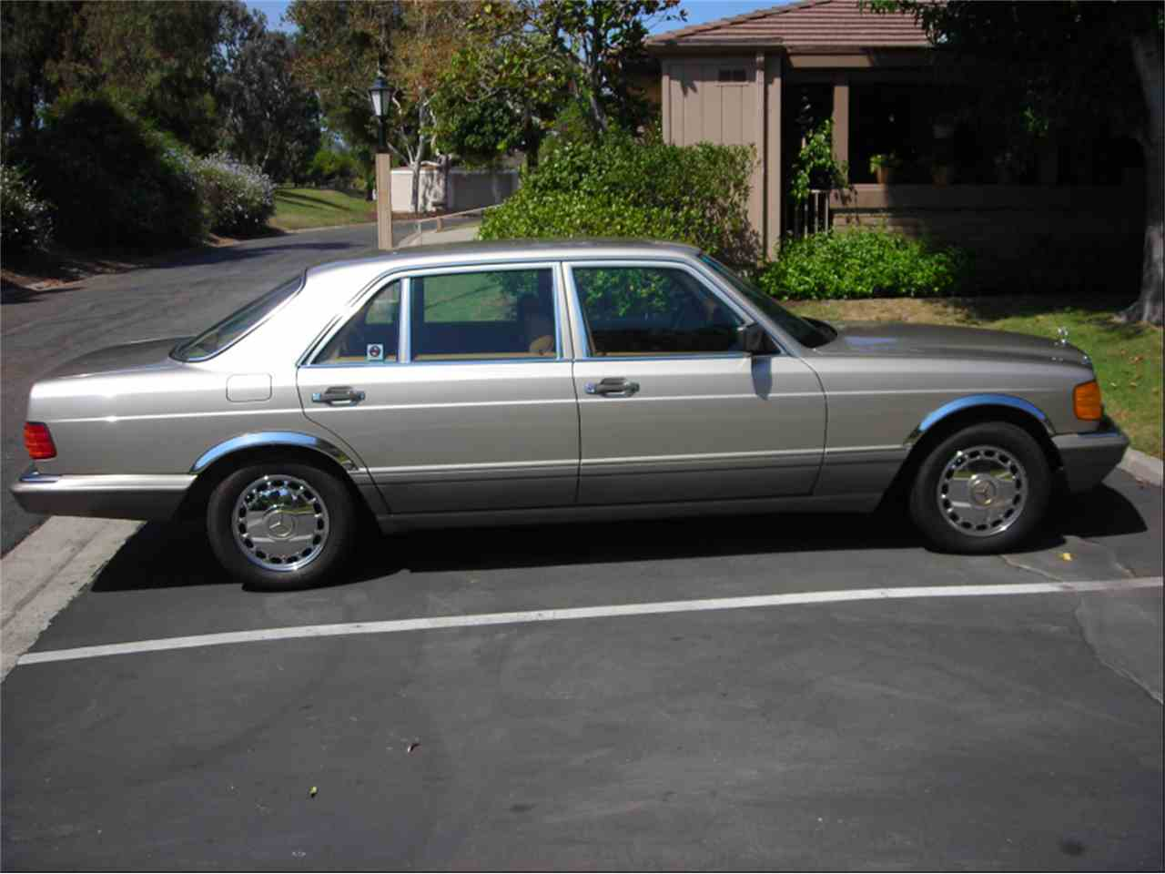 1991 mercedes benz 560sel for sale cc for Mercedes benz san juan used cars
