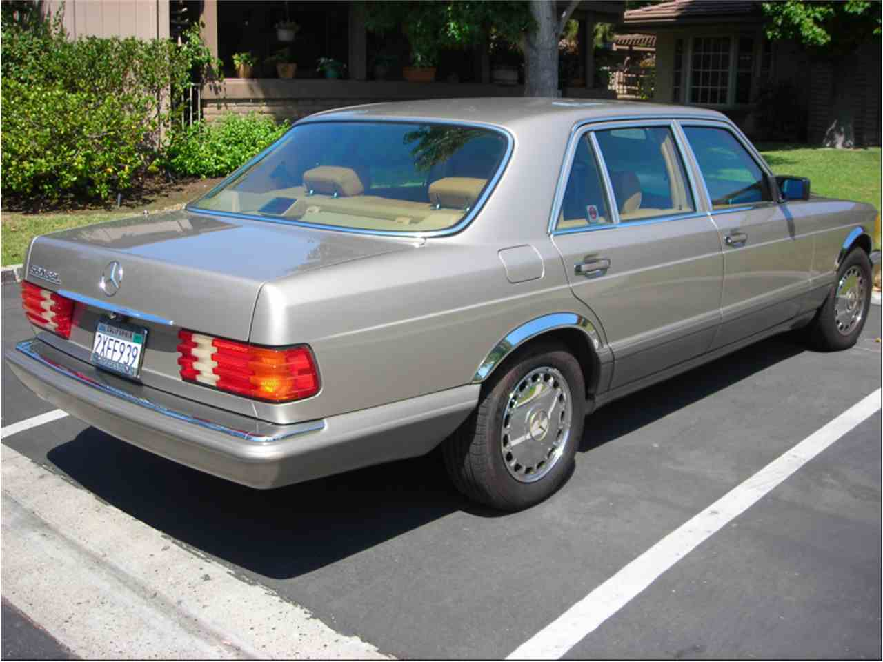 1991 mercedes benz 560sel for sale cc for 1991 mercedes benz