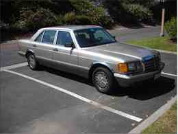 Picture of 1991 Mercedes-Benz 560SEL Offered by a Private Seller - IY4N