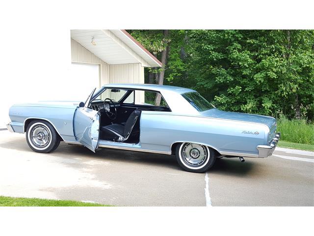 1964 Chevrolet Chevelle Malibu SS | 884045