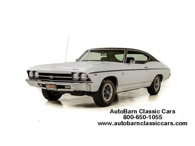 1969 Chevrolet Chevelle SS | 884046