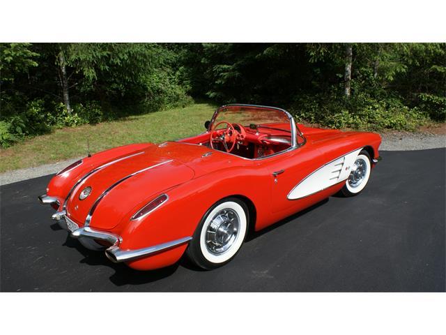1958 Chevrolet Corvette | 884054