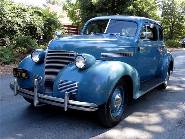1939 Chevrolet 5-Window Coupe | 884056