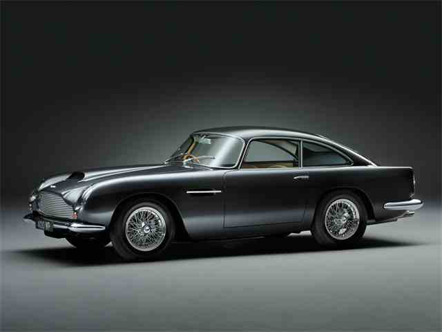 1963 Aston Martin DB4 | 880406