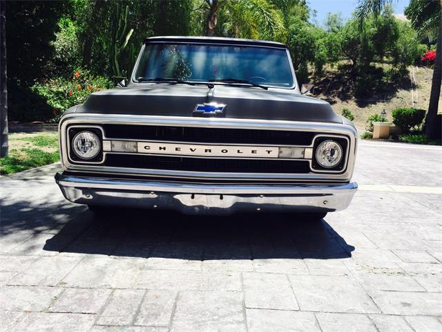 1971 Chevrolet C10 | 884060