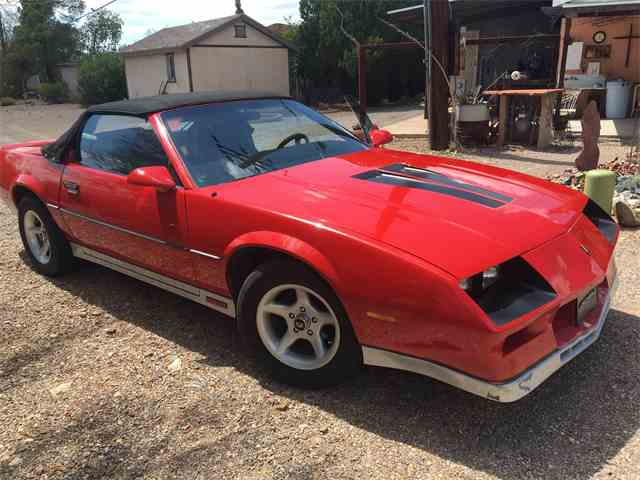 Picture of '83 Camaro Z28 - IY5K