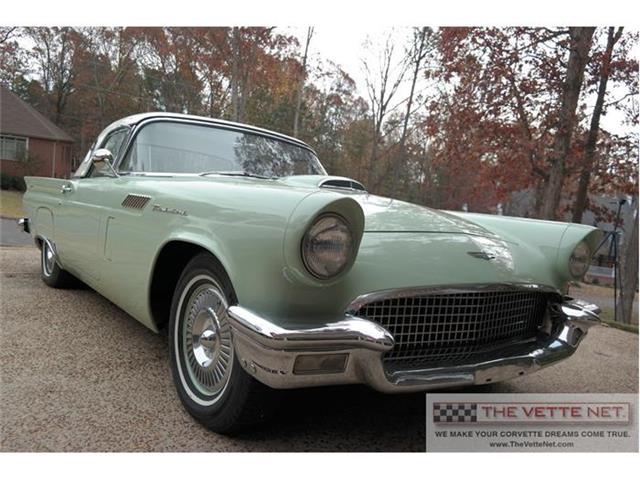 1957 Ford Thunderbird | 884100