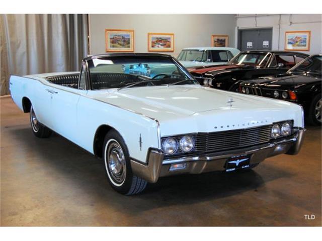1966 Lincoln Continental | 884102