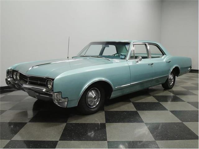 1966 Oldsmobile Jetstar | 884105