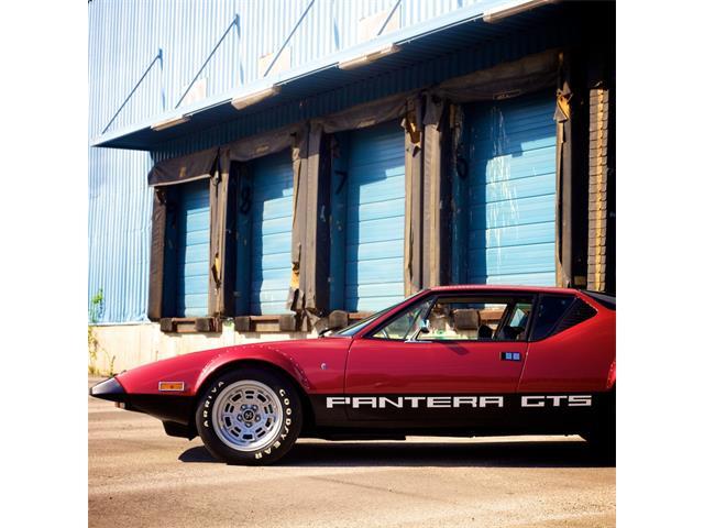 1974 DeTomaso Pantera | 884109
