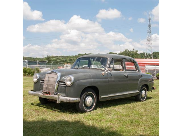 1959 Mercedes Benz 190 Pontoon | 884112