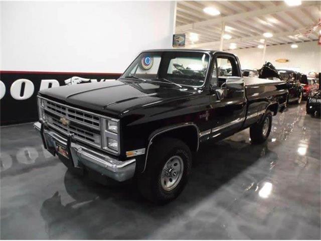1985 Chevrolet C/K 1500 | 884113