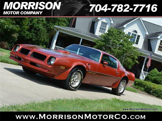 1976 Pontiac Firebird Trans Am | 884118