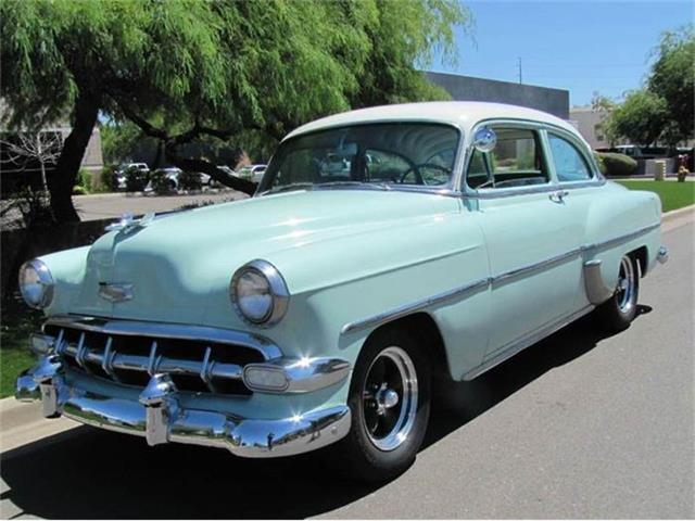 1954 Chevrolet 210 | 884119