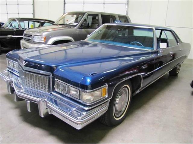 1975 Cadillac DeVille | 884120