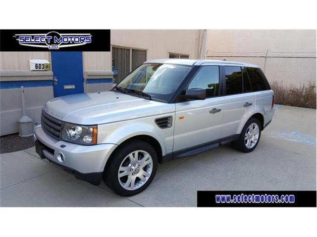 2006 Land Rover Range Rover Sport | 884122