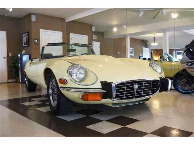 1973 Jaguar E-Type | 884133