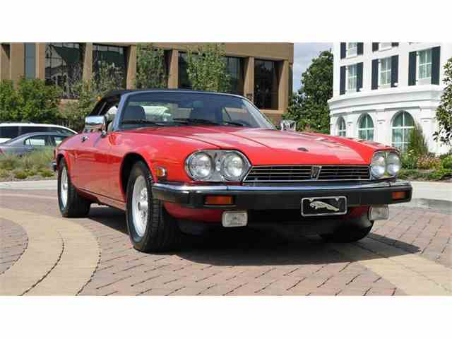 1989 jaguar xjs for sale on 6 available. Black Bedroom Furniture Sets. Home Design Ideas