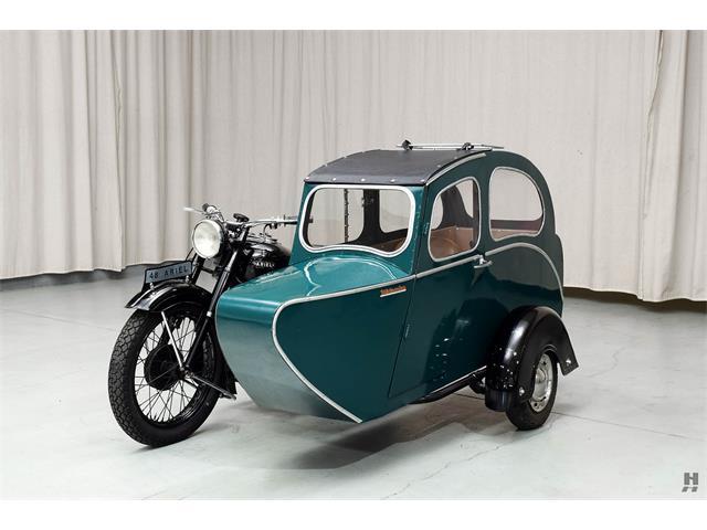 1948 Ariel Motorcycle | 884137