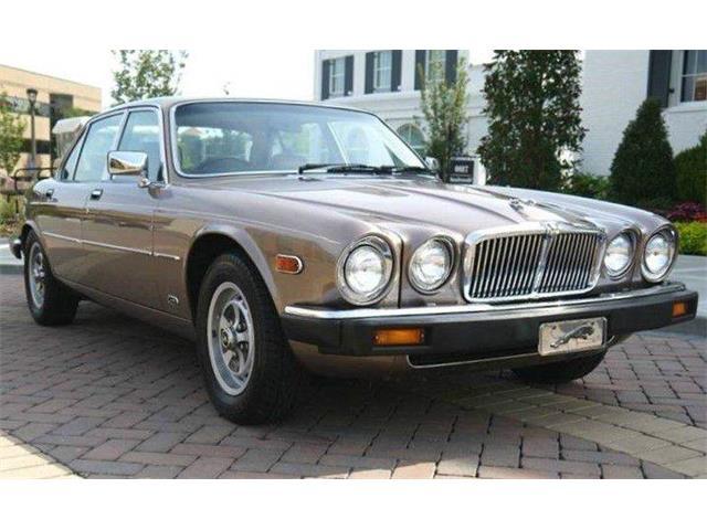 1986 Jaguar XJ | 884140