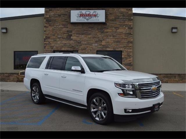 2015 Chevrolet Suburban   884143