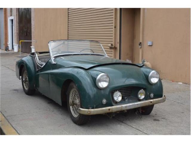1955 Triumph TR2 | 884148