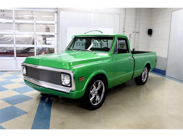 1972 Chevrolet C/K 10 | 884152