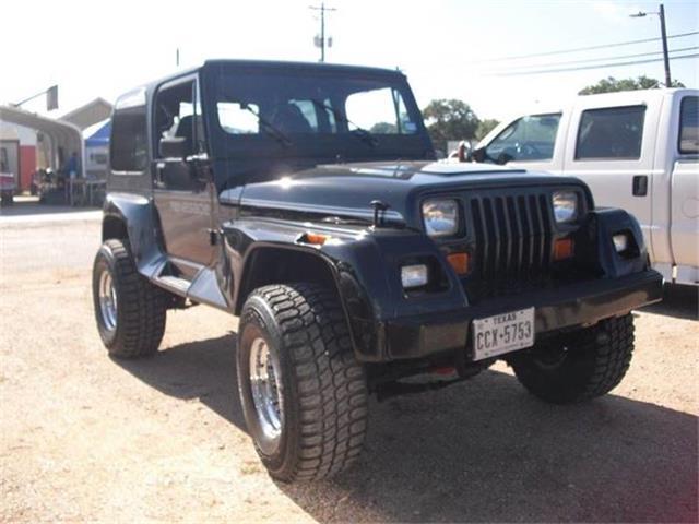 1993 Jeep Wrangler | 884154
