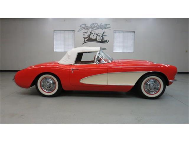1957 Chevrolet Corvette | 884159