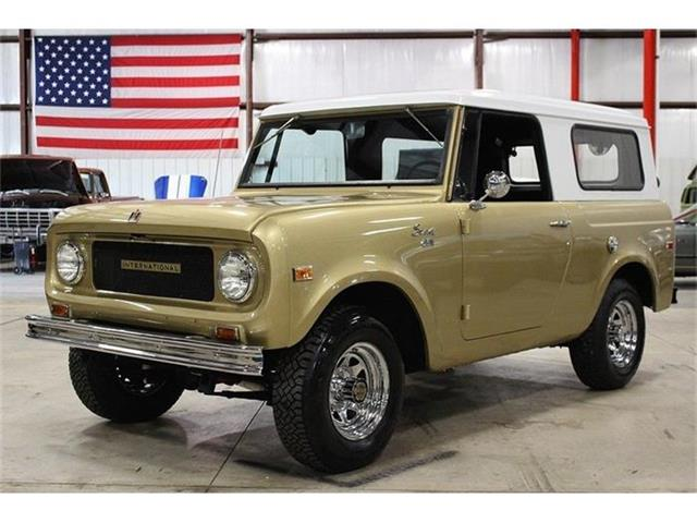 1967 International Scout | 884161
