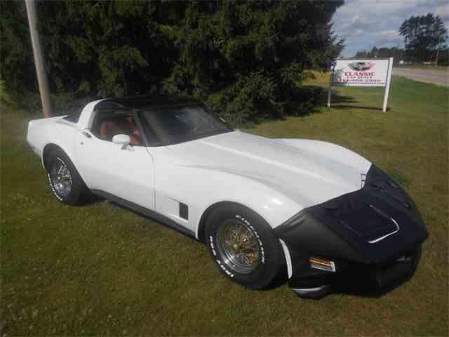 1981 Chevrolet Corvette | 884167