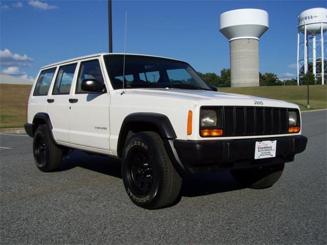 2000 Jeep Cherokee SE 4-Door | 884169
