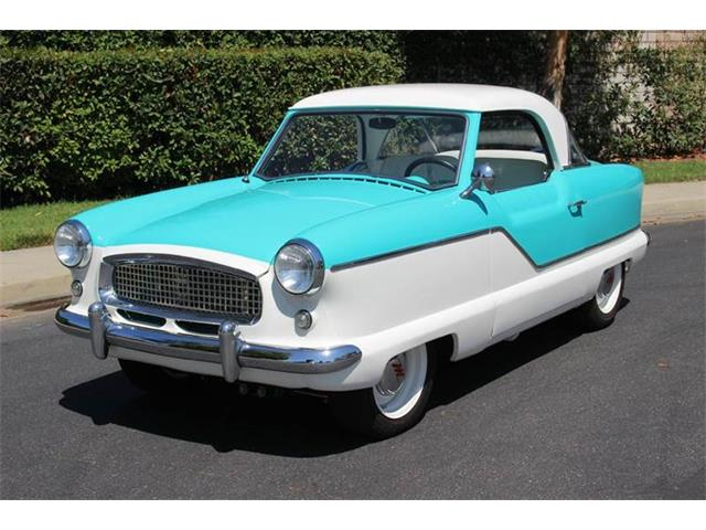 1957 Nash Metropolitan | 884170