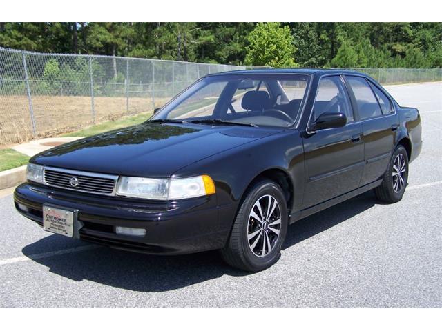 1992 Nissan Maxima GXE 4d Sedan | 884171