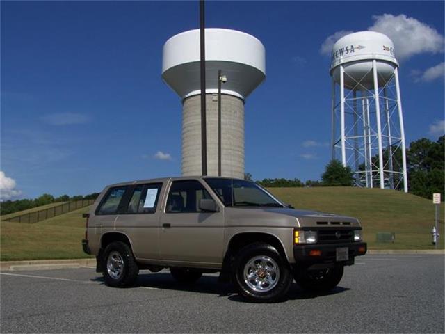 1991 Nissan Pathfinder | 884173