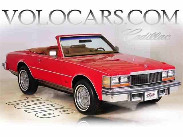 1978 Cadillac Seville Milan | 884176